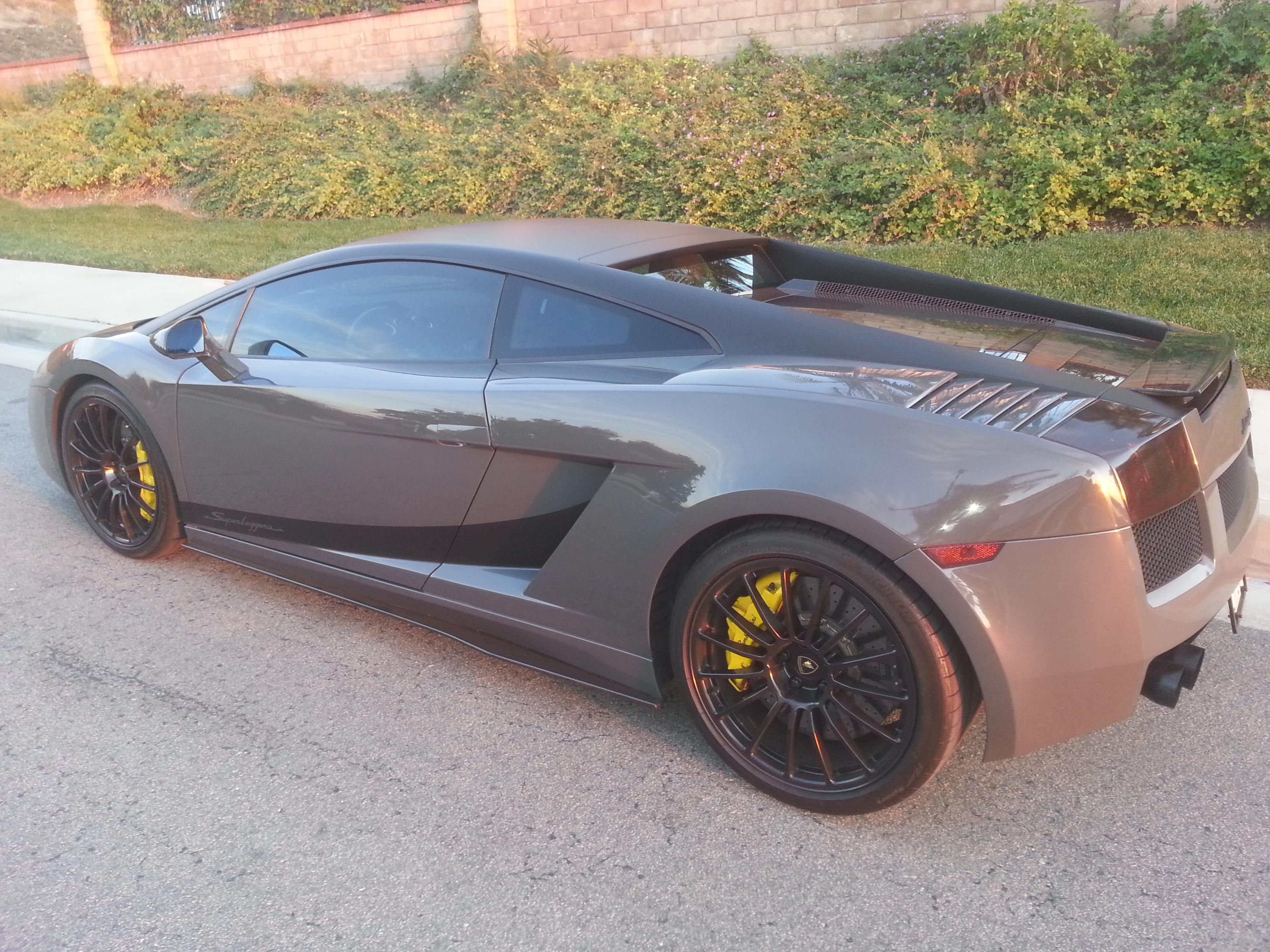 Gary - member Lamborghini-talk.com forum